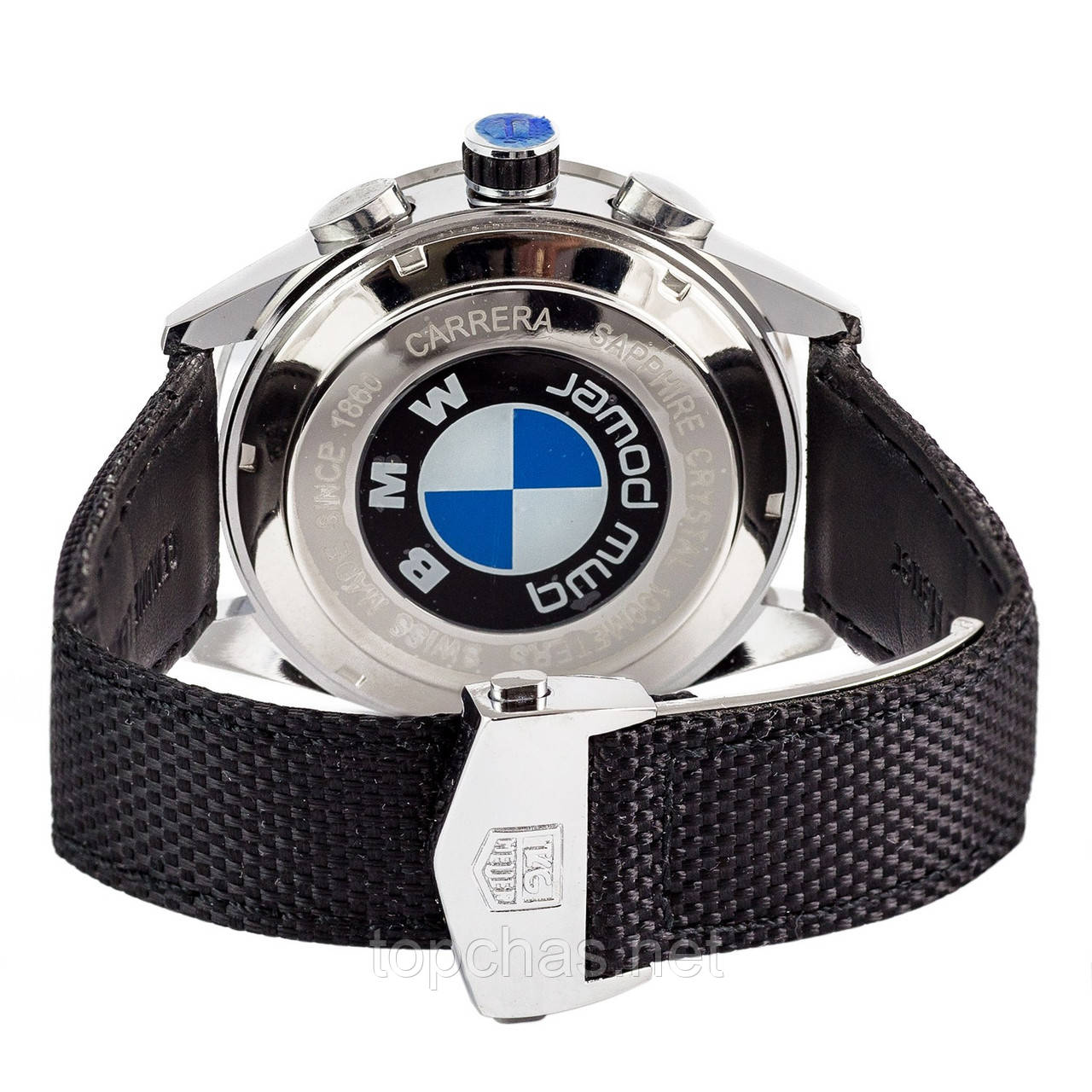 ������� ��������� �������� ���� ��������� Tag Heuer BMW Power Carrera GMT Chronograph �� ������������� �������, ���� 2