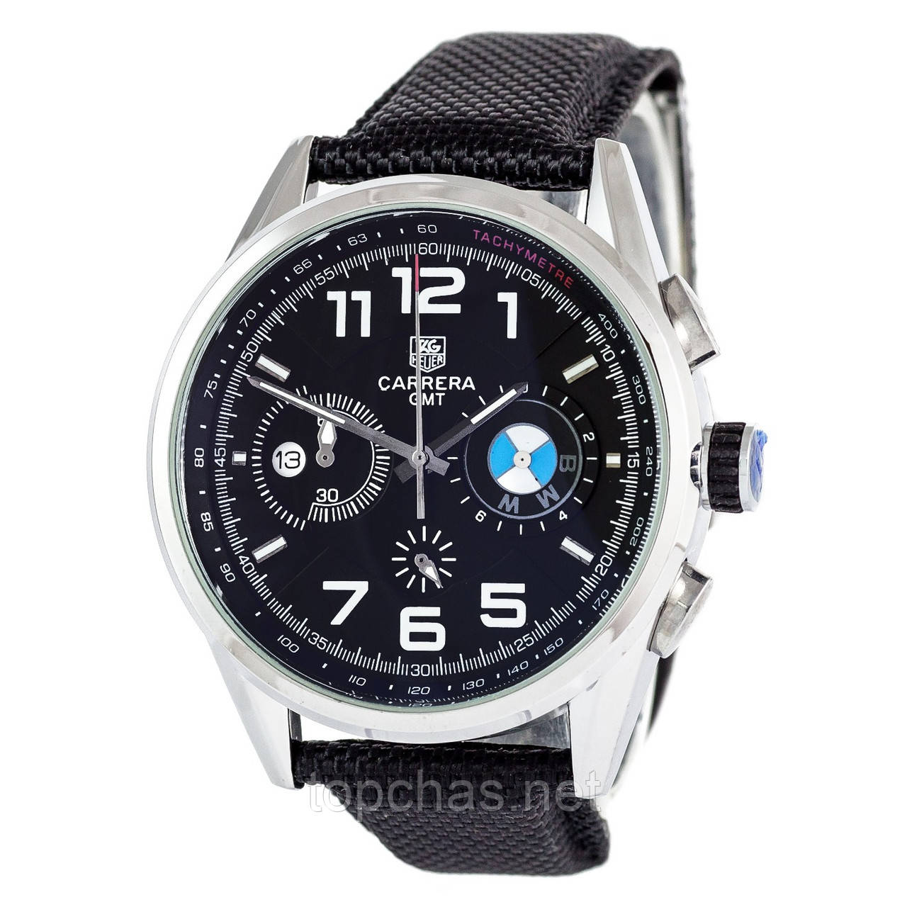 ������� ��������� �������� ���� ��������� Tag Heuer BMW Power Carrera GMT Chronograph �� ������������� �������, ���� 1