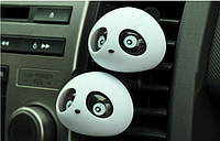 """Автомобильный освежитель воздуха в вентиляционное отверстие, Освежитель на дефлектор, ароматизатор """"панда"""""""