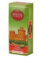 Чай в пакетиках зеленый Хэйлис Плод Страсти 25пакетиков