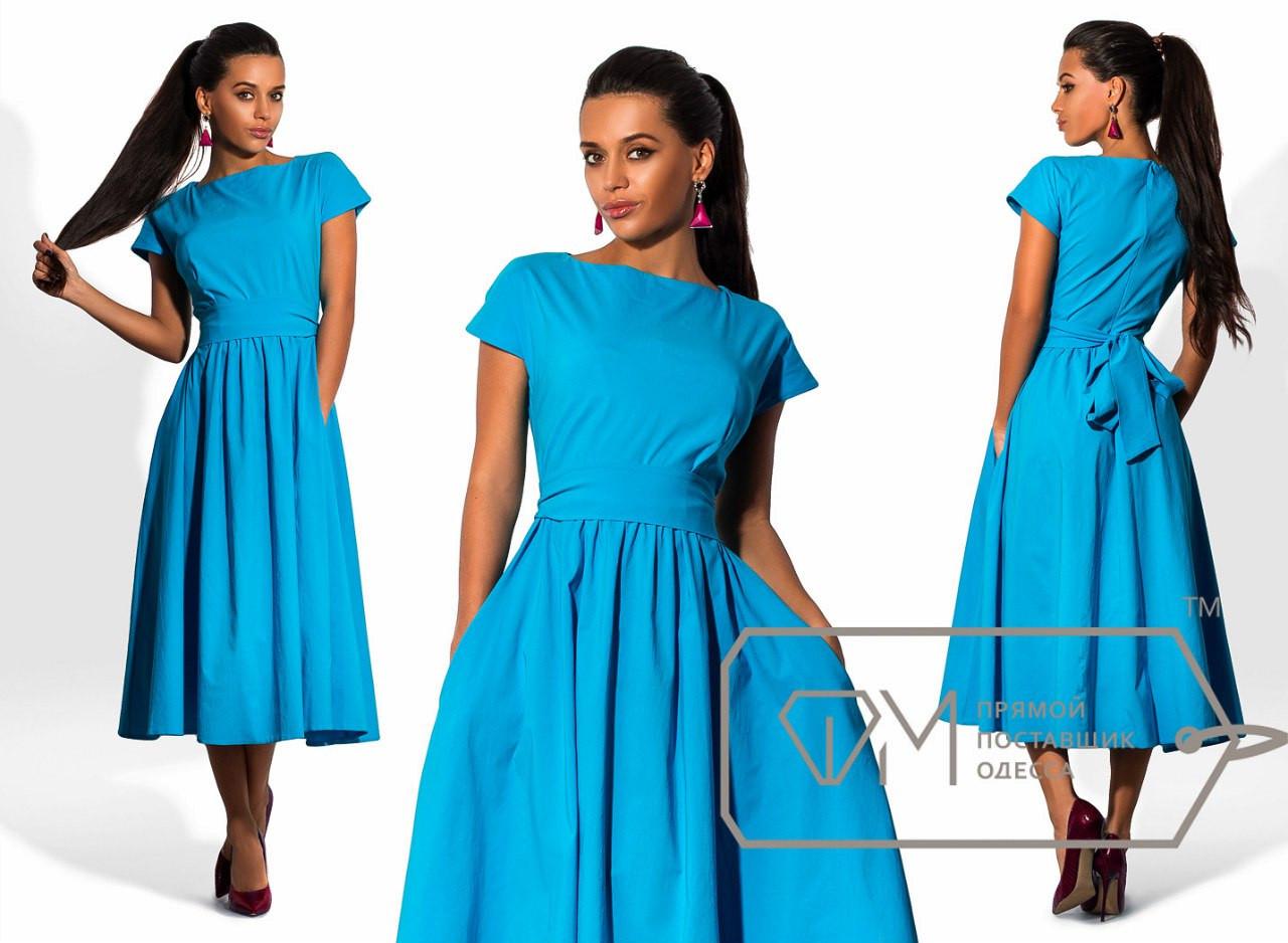 Фото красивых платье средней длины