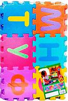 Коврик Мозаика M 0379  EVA, Украинский алфавит (36 деталей)