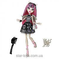 Кукла Monster High Rochelle Goile Вasic Монстер Хай Рошель Гойл баз. с питомцем