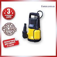 Насос Дренажный для Чистой воды Оптима, Фекальный Насос, Optima FSP400C 0.4кВт.