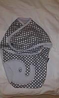 Конверты для пеленания с вышивкой ТМ Womar
