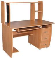 Стол с-5 компьютерный или письменный альфа мебель