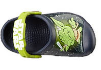 Кроксы Сабо crocs Kids' CC Star Wars Yoda Clog