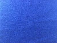 Ткань Трикотаж двунитка цвет василек ширина 190 см