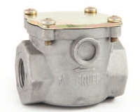 """Фильтр газовый алюминий 1/2 """"AS Gruppe"""