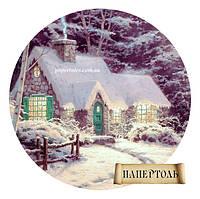 Зимний домик (мини) РТ130117