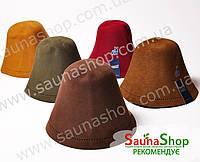 Фетровая шапка для бани, сауны Хуст, 100% пух