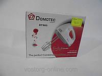 Мелкая бытовая техника для кухни, миксер Domotec DT-583, ручной миксер,