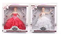Игрушка кукла в свадебном платье 130AB (2 вида)