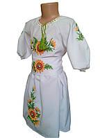 Плаття вишиванки для дівчаток