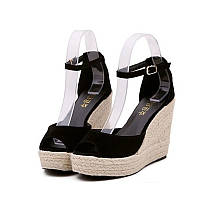 Удобные и очень стильные женские босоножки. Босоножки на платформе. Отличное качество. Купить обувь Код: КД171