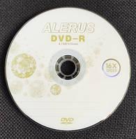 DVD-R Alerus*16,bulk-50