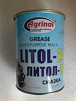 Консистентная смазка Литол-24 800 грамм
