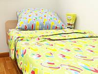 Комплекты постельного белья односпальный