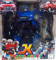 "Трансформер X-formers Lancer и Pajero"" BoldWay 3389"