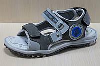 Подростковые босоножки на мальчика, спортивные сандалии тм Том р.36,37,38,39,40,41
