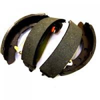 Колодки тормозные задние Амулет (CRB)