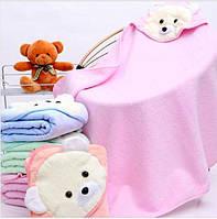 """Банное полотенце для детей """"Санни Гамми"""". Уголок для купания малышей"""