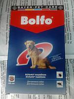 Ошейник BAYER Bolfo от блох и клещей для мелких пород собак и кошек (35 см)
