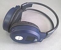 Наушники беспроводные MJ 328 со встроенным MP3 плеером + дисплей