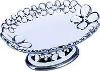 Тарелка сервировочная Wellberg WB-80114 22,5*19*10,5 см