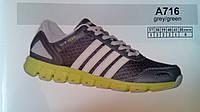 Летние женские кроссовки New veer зеленые беговые сетка недорого летние 7 км 1489|01653
