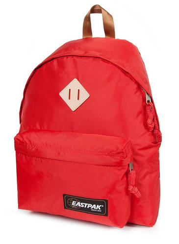Яркий рюкзак 24 л. Padded Pak'R Eastpak EK62002J красный