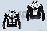 Мотокуртка текстиль YAMAHA черная