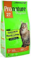 Pronature Original СЕНЬЙОР (Senior Classic Recipe) корм для пожилых котов 2.72кг