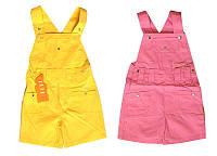 Песочник (шорты-комбинезон) для девочки