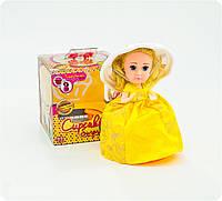 Кукла серии «Ароматный капкейк» Майя (Арахисовое масло)