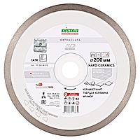 Круг алмазный отрезной Distar 1A1R 200x1,6x10x25,4 Hard ceramics