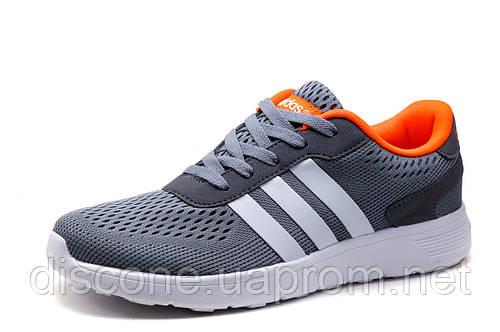 Кроссовки Adidas Lite Racer Engineered, мужские, серые, р. 40 42 43