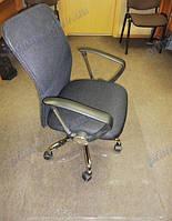 Коврик под кресло для защиты пола прозрачный 65х125см.