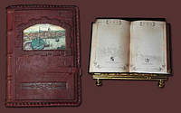 Ежедневник в стиле 19 века А5