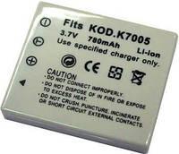 Аккумулятор  KODAK KLIC-7005H 3,7V 750mAh