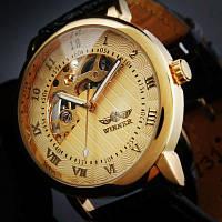 Механические часы унисекс WINNER GOLD ELEGANT