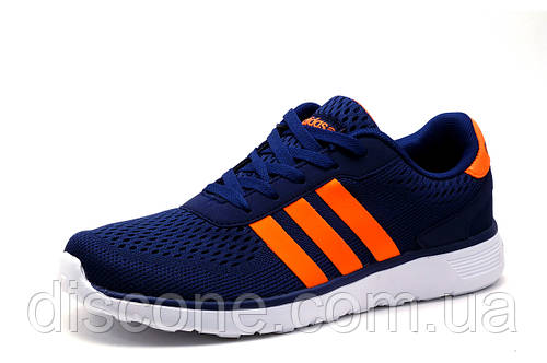 Кроссовки Adidas Lite Racer Engineered, мужские, темно-синие, р. 41