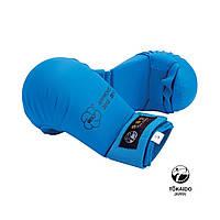 Перчатки Adidas Tokaido без защиты пальца WKF 2012-2015 синие