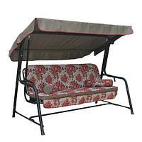 Качели-диван Maria , 3-4-х местные,раскладные