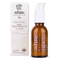 White Mandarin Крем-микроэмульсия для контура глаз и губ «Проросшие зерна»