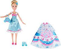 Модная кукла Принцесса Золушка в платье со сменными юбками (Hasbro)