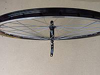 """Велосипедное колесо Mayarim, 24"""", 26"""", алюм. втулка, на промподшипнике, под тормозной диск, заднее"""