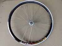 Велосипедное колесо Mayarim, двойной обод, 28 дюймов, алюмин. втулка, промподш., V-brake, переднее