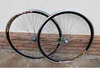 Велосипедное колесо Mayarim, 28 дюймов, алюмин. втулка, на промподш., под торм. диск, заднее