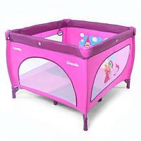 Детский манеж CARRELLO Grande CRL-7401 Purple